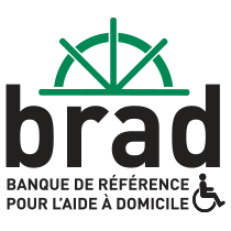 Logo de brad